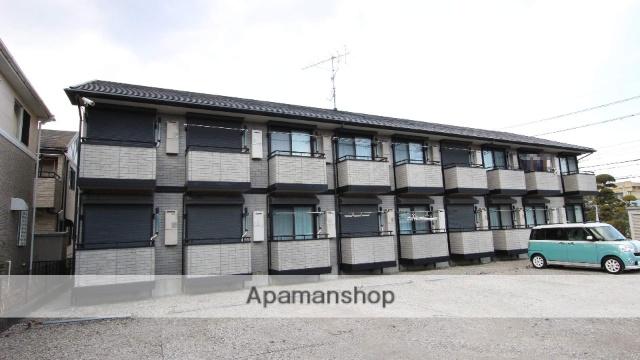 千葉県東金市、東金駅徒歩12分の築18年 2階建の賃貸アパート