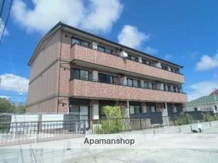 千葉県大網白里市、大網駅徒歩28分の築13年 3階建の賃貸アパート