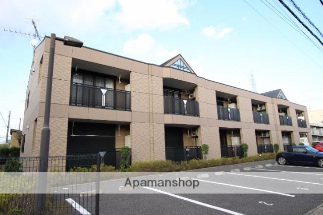 千葉県茂原市、茂原駅徒歩12分の築6年 2階建の賃貸アパート