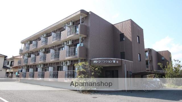 千葉県東金市、東金駅徒歩14分の築12年 3階建の賃貸マンション