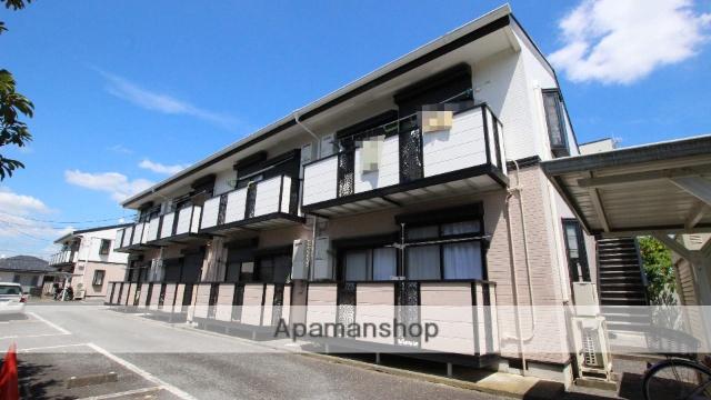 千葉県大網白里市、大網駅徒歩11分の築20年 2階建の賃貸アパート