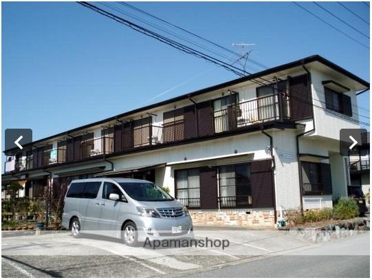 千葉県茂原市、新茂原駅徒歩20分の築26年 2階建の賃貸アパート