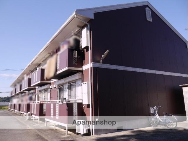 千葉県茂原市、新茂原駅徒歩19分の築25年 2階建の賃貸アパート