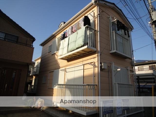 千葉県船橋市、滝不動駅徒歩14分の築27年 2階建の賃貸アパート