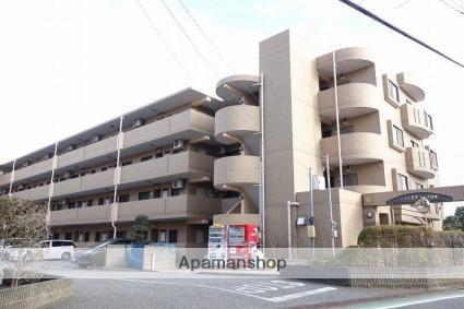 千葉県八千代市、八千代中央駅徒歩10分の築18年 4階建の賃貸マンション