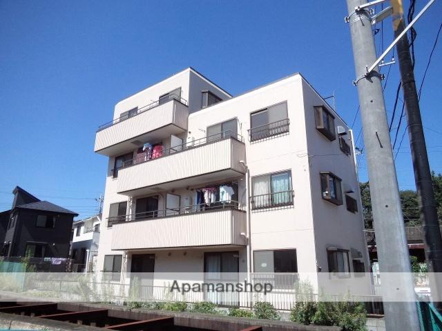千葉県船橋市、東船橋駅徒歩11分の築28年 4階建の賃貸マンション