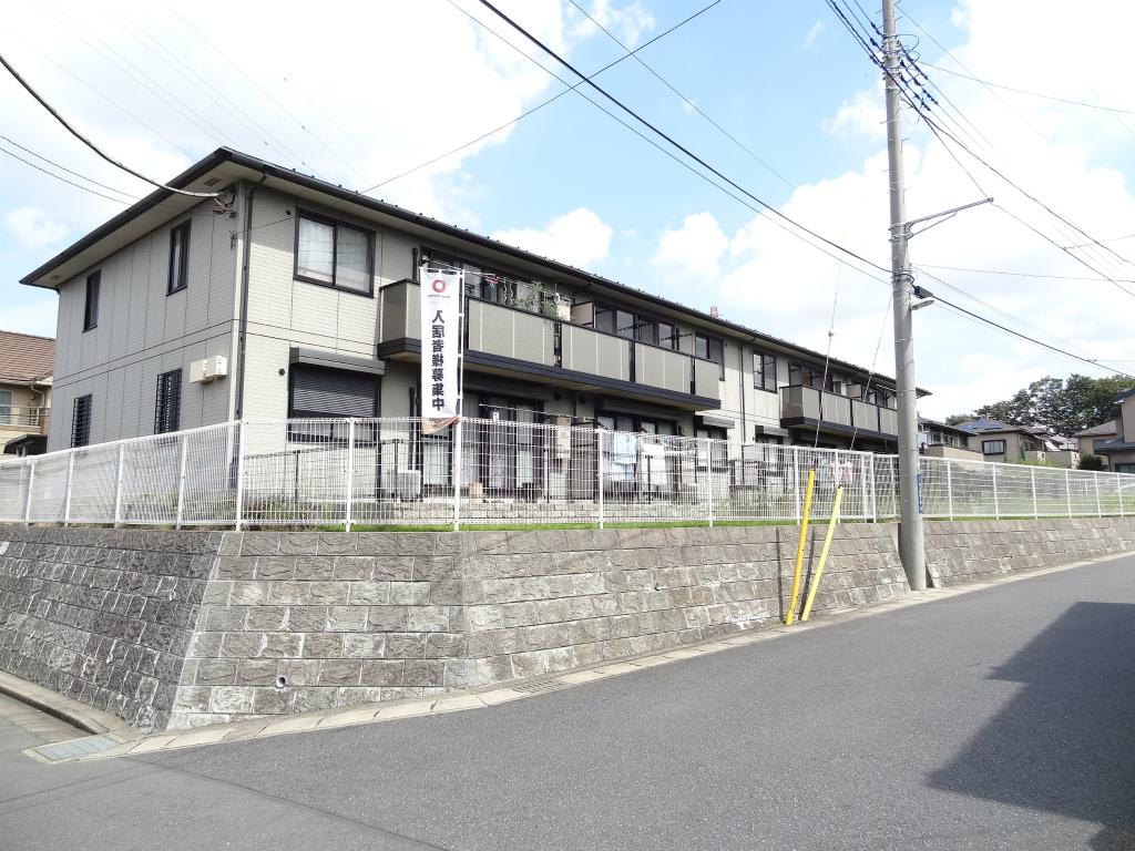 千葉県八千代市、勝田台駅徒歩12分の築16年 2階建の賃貸アパート