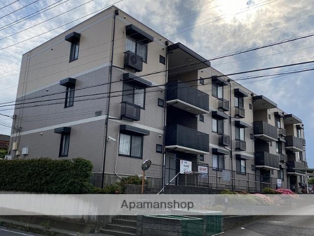 千葉県八千代市、八千代台駅徒歩18分の築16年 3階建の賃貸アパート