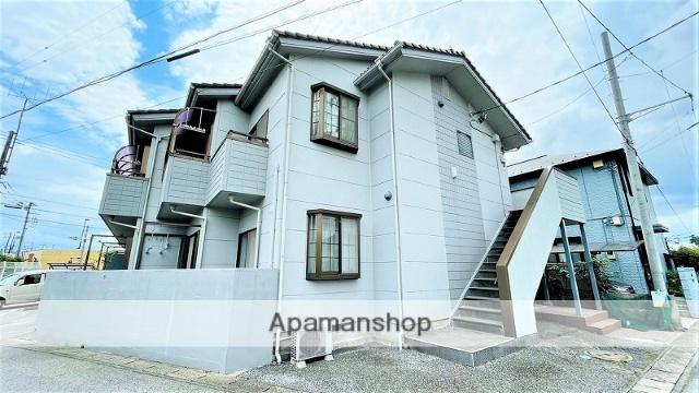 千葉県八千代市、八千代台駅徒歩17分の築24年 2階建の賃貸アパート