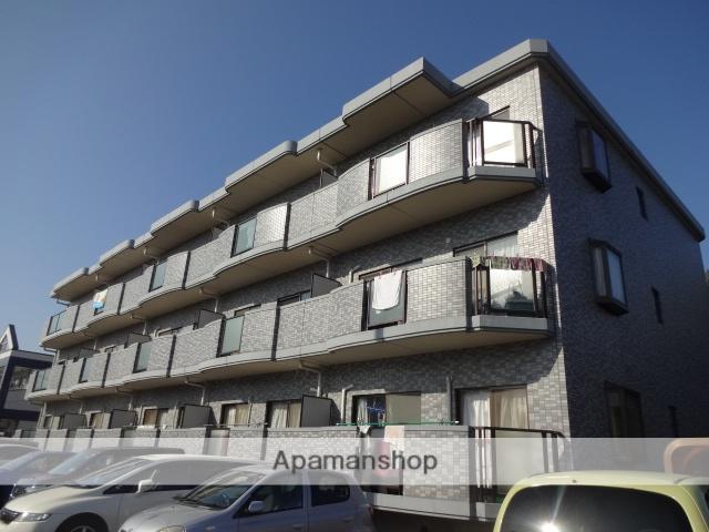 千葉県八千代市、京成大和田駅徒歩14分の築22年 3階建の賃貸マンション