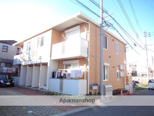 千葉県八千代市、船橋日大前駅徒歩30分の築7年 2階建の賃貸アパート
