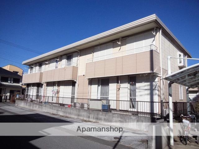 千葉県四街道市、四街道駅徒歩15分の築28年 2階建の賃貸アパート