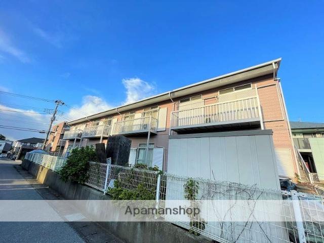 千葉県八千代市、京成大和田駅徒歩35分の築24年 2階建の賃貸マンション