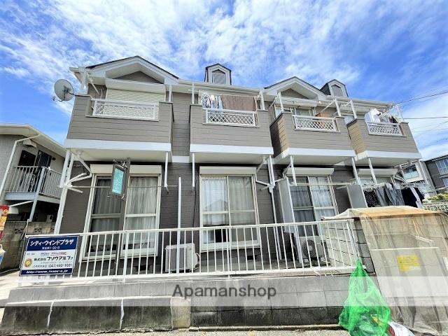 千葉県船橋市、東船橋駅徒歩2分の築27年 2階建の賃貸アパート