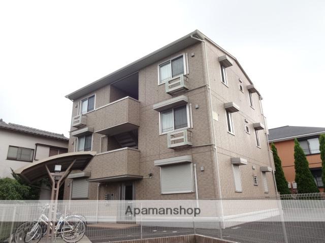 千葉県八千代市、八千代台駅徒歩26分の築9年 3階建の賃貸アパート