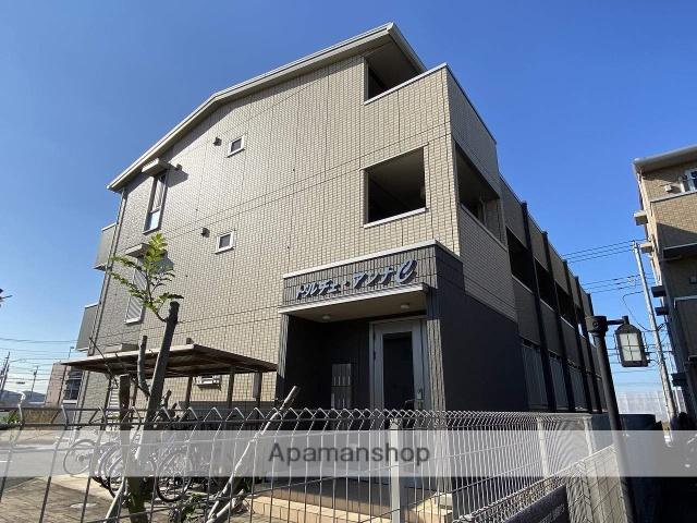 千葉県八千代市、八千代緑が丘駅徒歩11分の築3年 3階建の賃貸アパート
