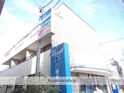 千葉県八千代市、八千代台駅徒歩13分の築22年 3階建の賃貸マンション