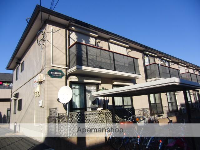 千葉県八千代市、八千代中央駅徒歩10分の築20年 2階建の賃貸アパート