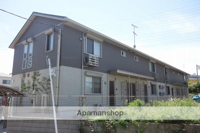 千葉県八千代市、勝田台駅徒歩22分の築1年 2階建の賃貸アパート