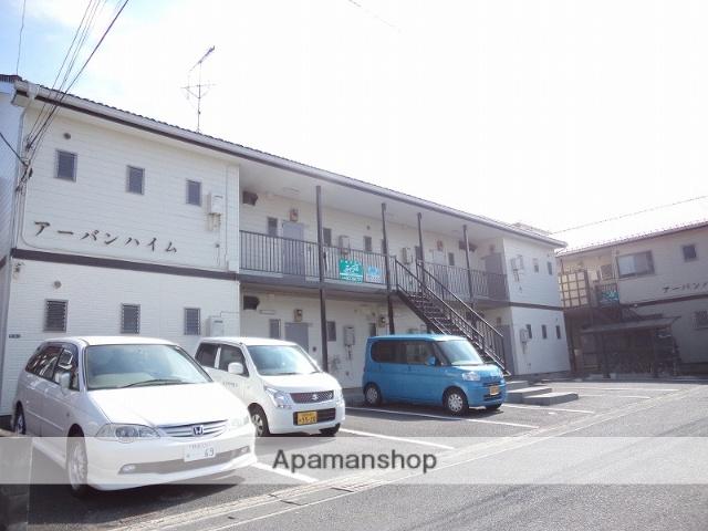 千葉県市川市、本八幡駅徒歩13分の築24年 2階建の賃貸アパート