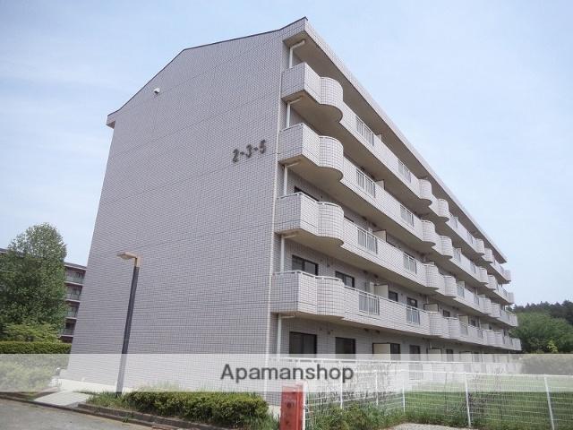 千葉県印西市、千葉ニュータウン中央駅徒歩32分の築19年 5階建の賃貸マンション