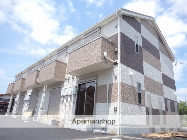 千葉県八千代市、京成大和田駅徒歩10分の新築 2階建の賃貸アパート