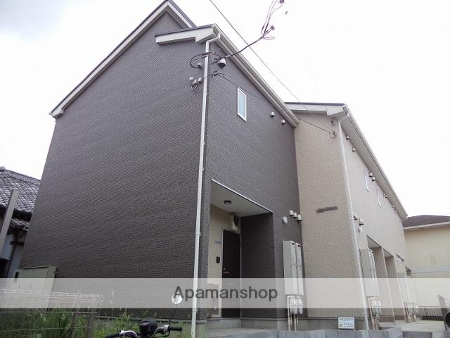 千葉県船橋市、薬園台駅徒歩13分の新築 2階建の賃貸アパート