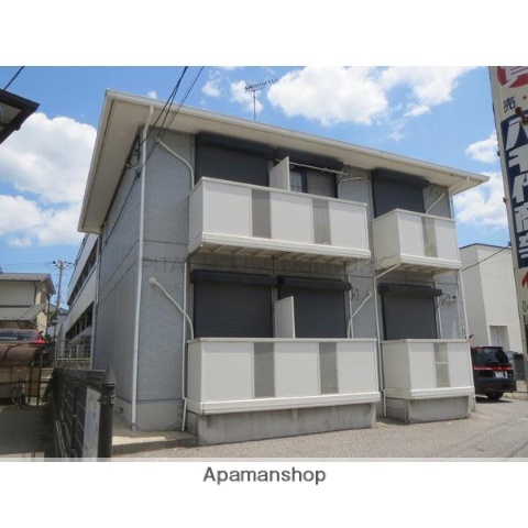 千葉県八千代市、八千代台駅徒歩7分の築18年 2階建の賃貸アパート