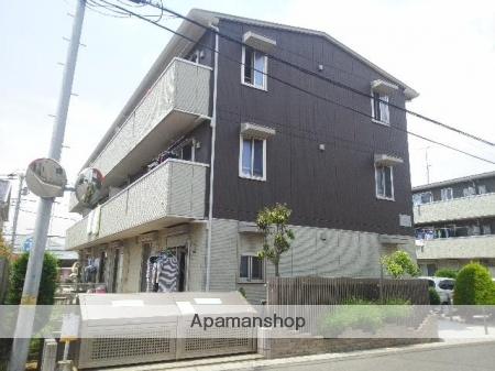 千葉県八千代市、船橋日大前駅徒歩32分の築5年 3階建の賃貸アパート