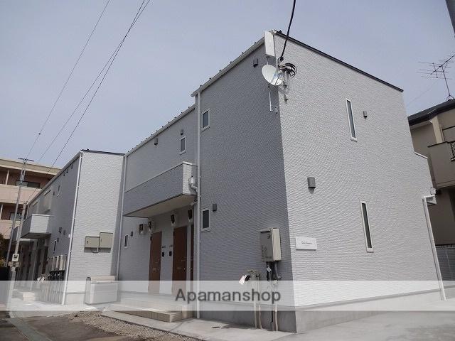 松戸新田新築共同住宅