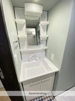 プリズム13番館[1K/26.1m2]の洗面所