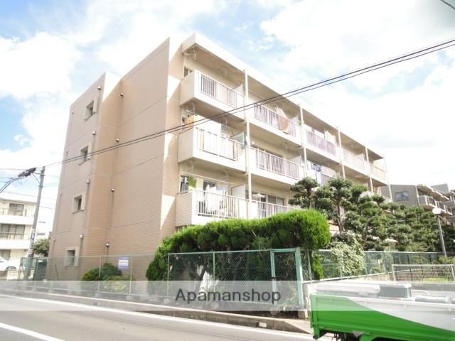 千葉県船橋市、薬園台駅徒歩3分の築28年 4階建の賃貸マンション
