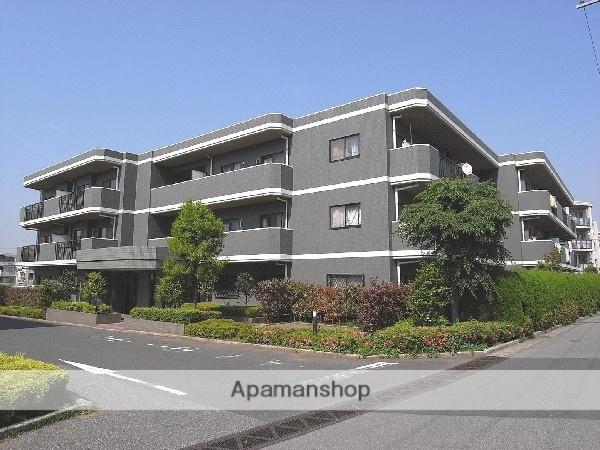 千葉県佐倉市、勝田台駅徒歩12分の築21年 3階建の賃貸マンション