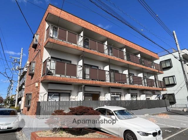 千葉県浦安市、新浦安駅徒歩15分の築30年 3階建の賃貸マンション