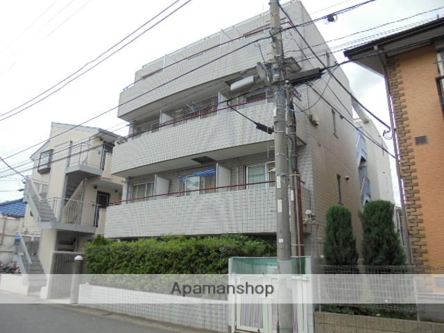 千葉県浦安市、新浦安駅徒歩30分の築27年 4階建の賃貸マンション