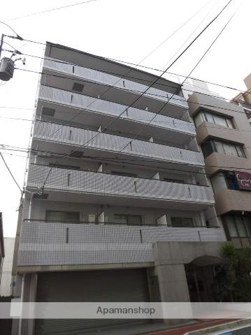 千葉県浦安市、葛西駅徒歩27分の築26年 7階建の賃貸マンション