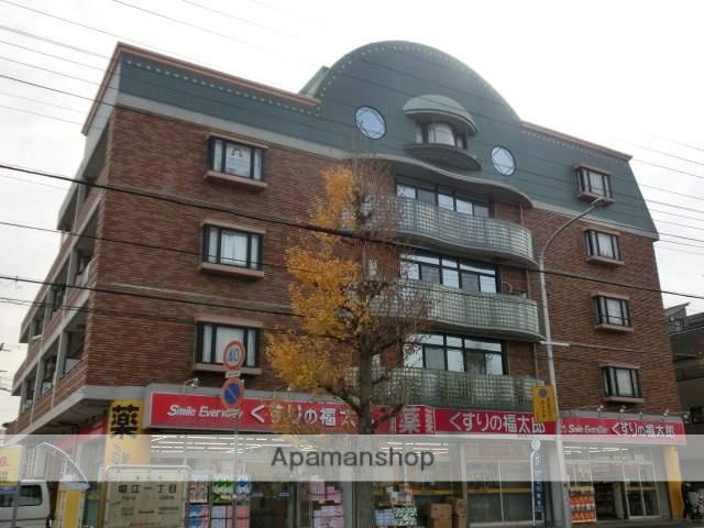 千葉県浦安市、舞浜駅徒歩39分の築22年 5階建の賃貸マンション