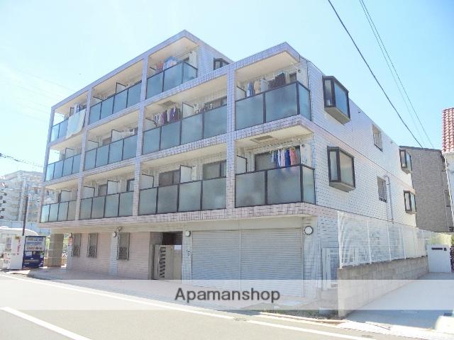 千葉県浦安市、新浦安駅徒歩18分の築21年 5階建の賃貸マンション