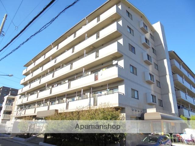 千葉県浦安市、新浦安駅徒歩20分の築29年 6階建の賃貸マンション
