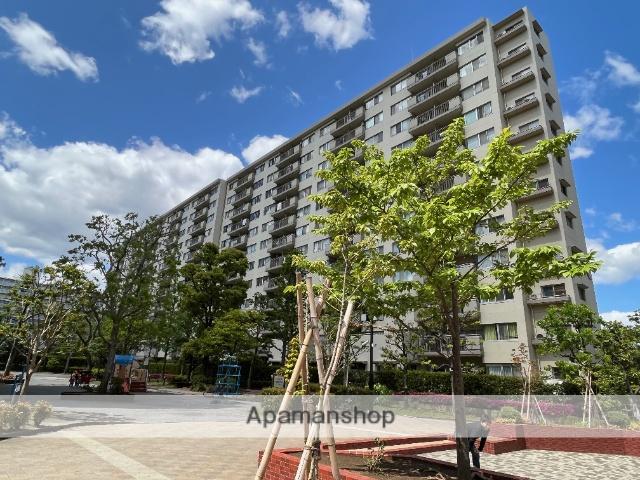 千葉県浦安市、新浦安駅徒歩5分の築32年 12階建の賃貸マンション
