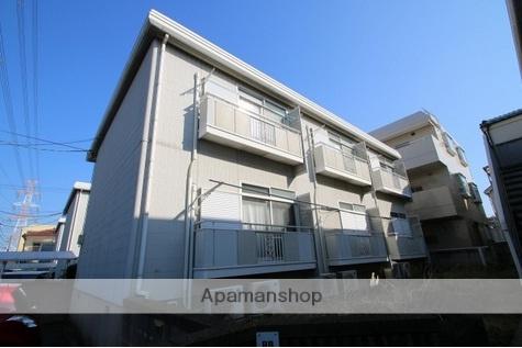 千葉県浦安市、舞浜駅徒歩16分の築26年 2階建の賃貸アパート