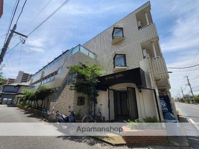 千葉県浦安市、舞浜駅徒歩28分の築30年 3階建の賃貸マンション