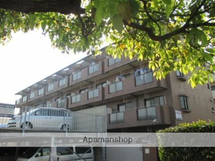 千葉県浦安市、浦安駅徒歩12分の築31年 4階建の賃貸マンション