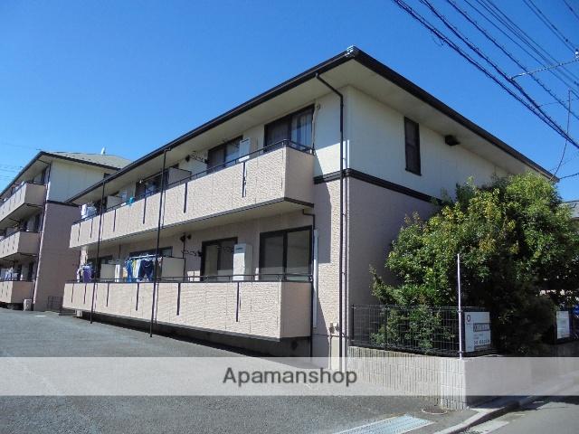 千葉県浦安市、新浦安駅徒歩12分の築21年 2階建の賃貸アパート