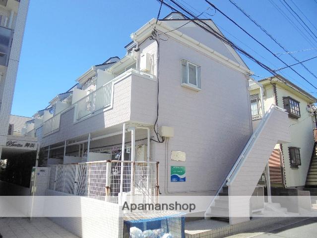 千葉県浦安市、舞浜駅徒歩14分の築28年 2階建の賃貸アパート