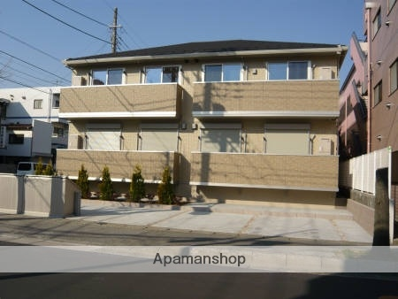 千葉県浦安市、浦安駅徒歩12分の築5年 2階建の賃貸アパート