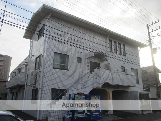 千葉県浦安市、浦安駅徒歩12分の築30年 2階建の賃貸マンション
