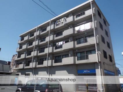 千葉県浦安市、浦安駅徒歩3分の築27年 5階建の賃貸マンション