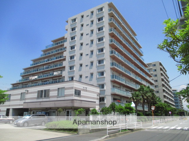 千葉県浦安市、新浦安駅徒歩19分の築7年 10階建の賃貸マンション