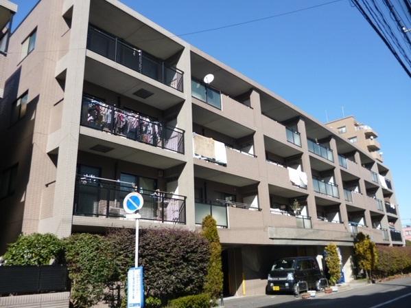 千葉県市川市、南行徳駅徒歩24分の築17年 4階建の賃貸マンション